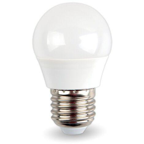 Bombilla LED E27 G45 bola 5.5W Rendering 40W