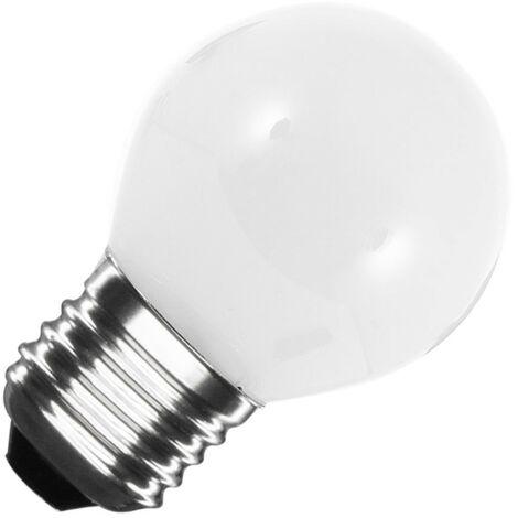 Bombilla LED E27 G45 Glass 4W