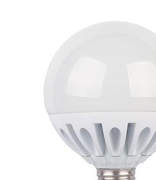 Bombilla LED E27 G95 15W 2700K° ELMARK