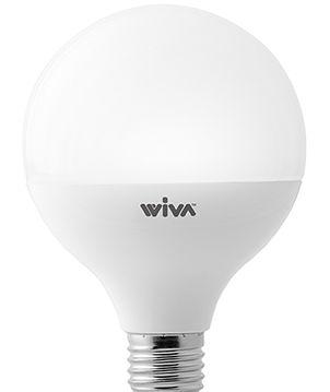 Bombilla LED E27 G95 15W 4000K° Wiva