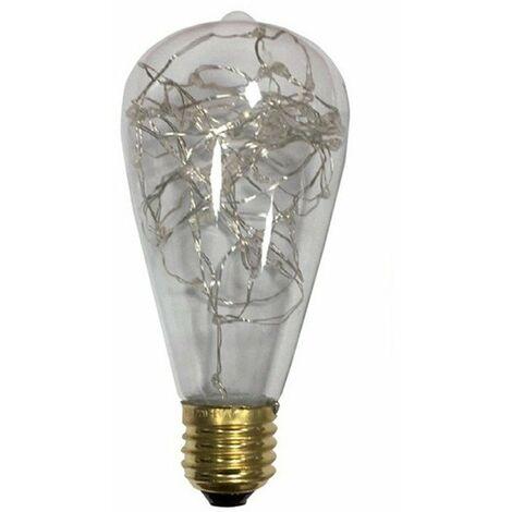 Bombilla LED E27 Guirnalda Edison (1.5W)