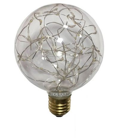 Bombilla LED E27 Guirnalda Globo (1.5W)