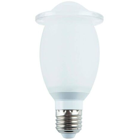 Bombilla LED E27 JELLYFISH, 7W, Blanco cálido