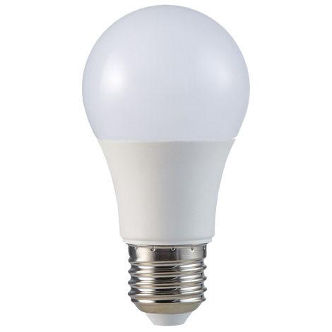 Pack 3 bombillas LED 9W A60 E27 6400K
