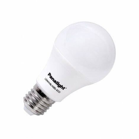 Bombilla LED E27 PANASONIC Frost Bulbo 9W