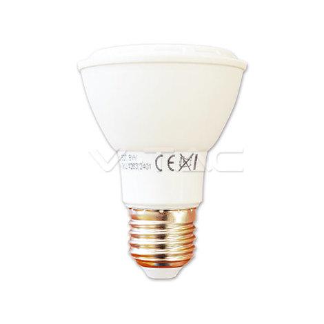 Bombilla led E27 PAR20 SMD 8W 40°