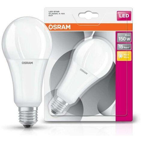 Bombilla LED E27 PARATHOM CLASSIC A 19W 2700K | Blanco cálido 2700K