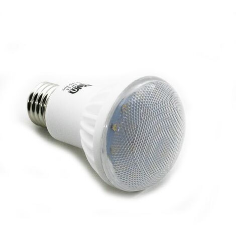 Bombilla Led E27 8W R63 | Temperatura de color: Blanco cálido 3000K