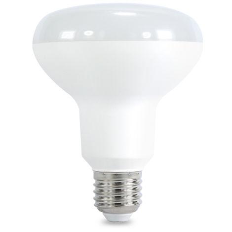 Bombilla LED E27 R80 12W Blanco Cálido 3000K | IluminaShop