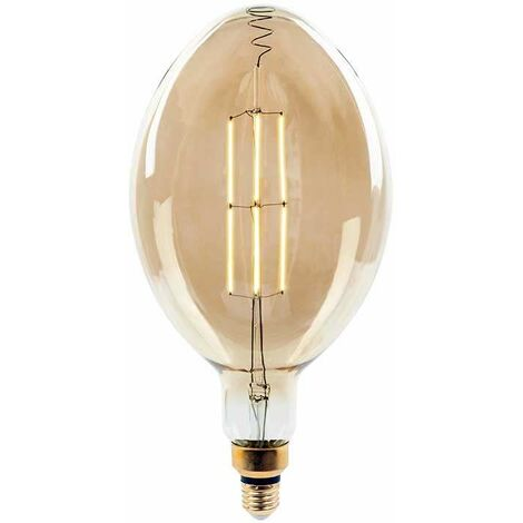 Bombilla LED E27 regulable Filamento BF180 2000K 8W