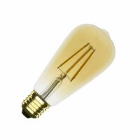 Bombilla LED E27 Regulable Filamento Gold Big Lemon ST64 5.5W