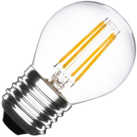 Bombilla LED E27 Regulable Filamento Small Classic G45 4W