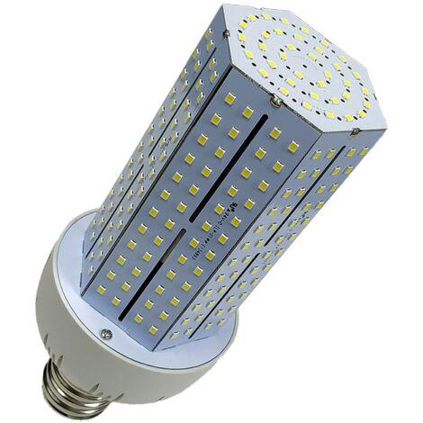 Bombilla LED E40 60W 6500LM Cono Rosca A++