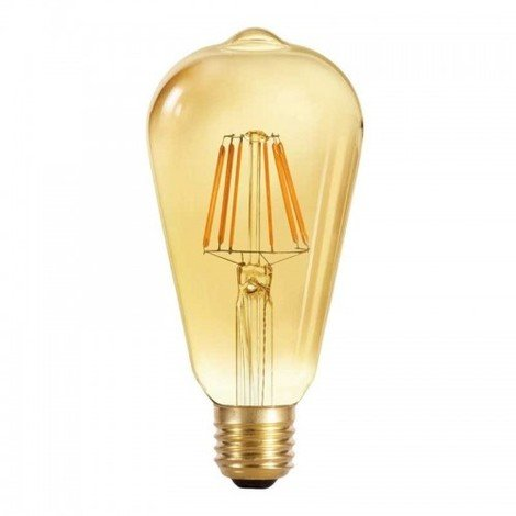 BOMBILLA LED EDISON 8W REGULABLE/DIMMABLE