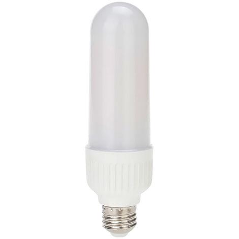 Bombilla LED Efecto Fuego, Lampara de Ambiente E26, para Fiestas
