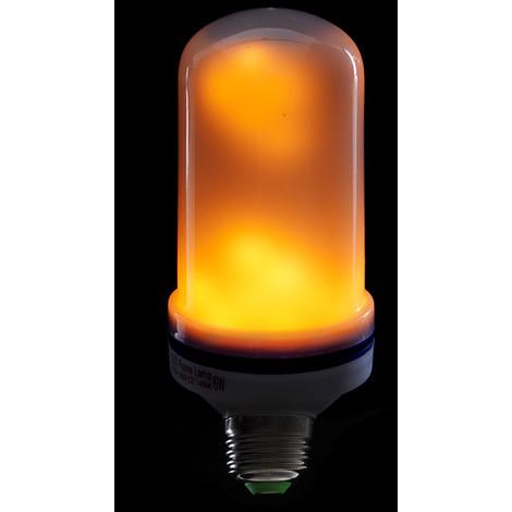 Bombilla LED Efecto Llama E27 5W 25000H (CA-EL-E27-5W)