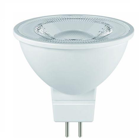 Bombilla LED Energizer 4.8W MR16 GU5.3 Ahorro de Energía Blanco Cálido/Frío