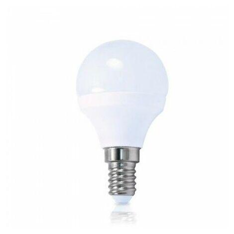 Bombilla LED esférica 6W E27 4200K