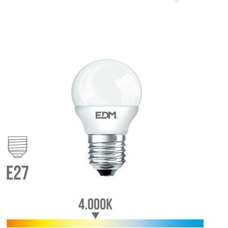 Bombilla Led Esferica 7W E27 600 Lumens 4.000K - NEOFERR