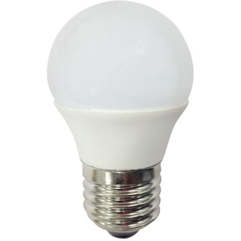 Bombilla Led Esférica E-27. 5.2W. 520Lm. Wonderlamp