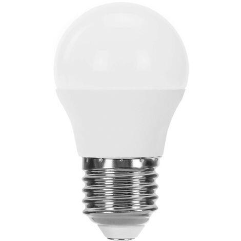 Bombilla LED Esférica E27 7,4W Equi.60W 806lm 15000H Raydan Home