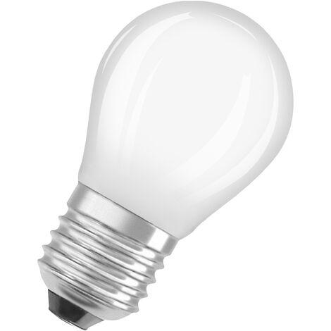 Bombilla LED Esferica E27 7W 2700K Luz Calida OSRAM