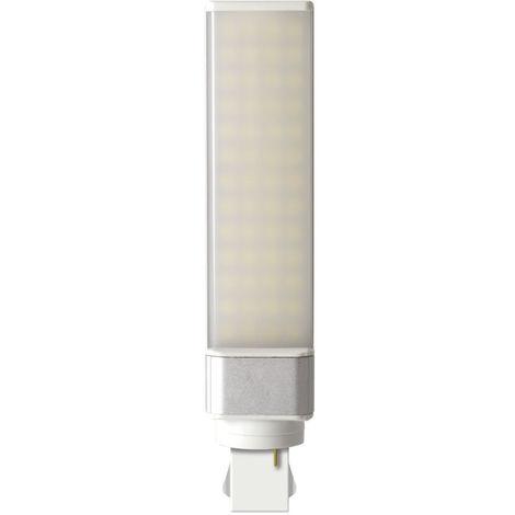 Bombilla LED especial downlight, 11W equivalente a 75W, casquillo G24D3, 120º, 1055 lúmenes, A+