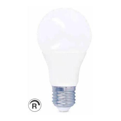 Bombilla LED estandar 11W E27 6000K Regulable 806lm