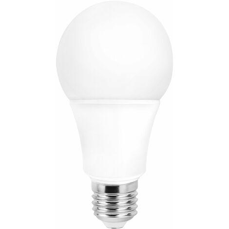 Bombilla LED estándar 24 voltios E27 10w cálida 950lm