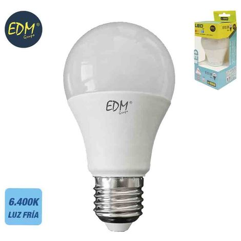 Bombilla led estándar 7W EDM -Disponible en varias versiones