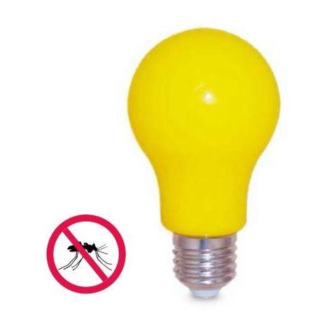 Bombilla LED estándar antimosquitos 5W 450lm GSC