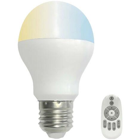 Bombilla LED Estándar con Cambio de Temperatura E27 6W Equi.40W 470lm 15000H 7hSevenOn