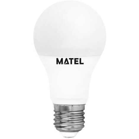 BOMBILLA LED ESTANDAR E27 15W FRIA 24156