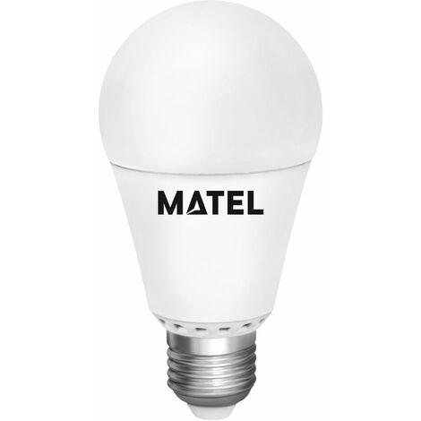 Bombilla LED estándar regulable E27 12w fría 1200lm
