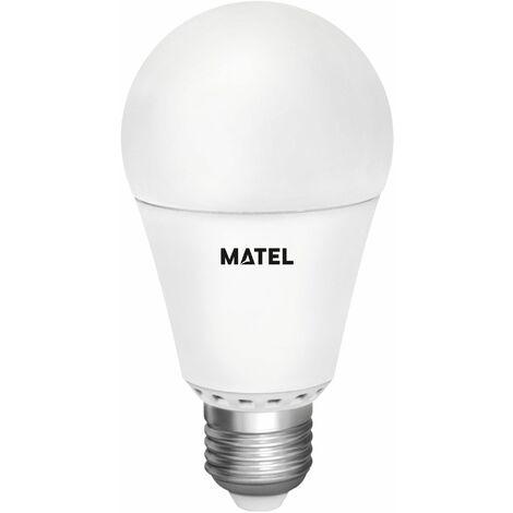 Bombilla LED estándar regulable E27 12w neutra 1180lm
