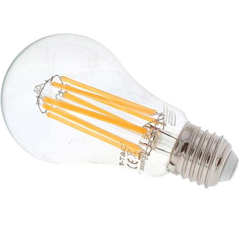 Bombilla LED Filamento 18W A67 E27 2700K Superbrillante 2520lm