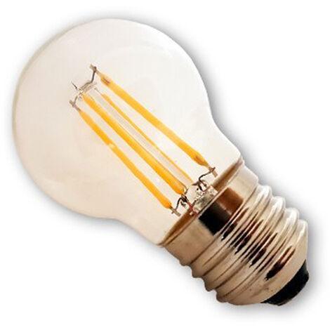 bombilla led filamento 4w esferica e27