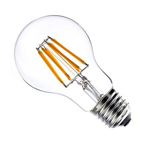 bombilla led filamento 6w standart e 27