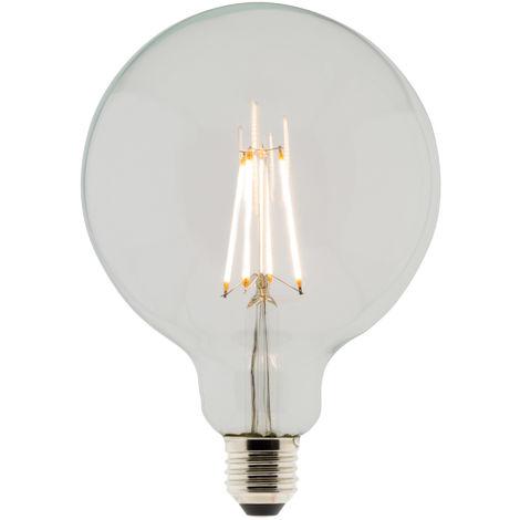Bombilla LED Filamento Deco Globo 7W E27 810lm 2700K (blanco cálido)