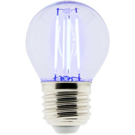 Bombilla LED Filamento Deco Rojo 3W E27 - Elexity