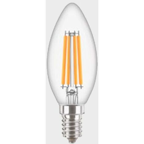 "main image of ""Bombilla led filamento E14 2W 840 blanco neutro Mazda Lighting 16412300"""