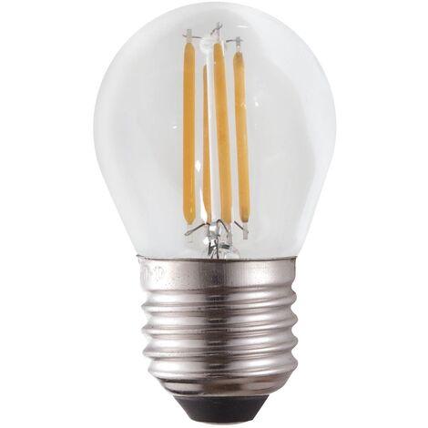 BOMBILLA LED FILAMENTO G45 E27 6W 3000K