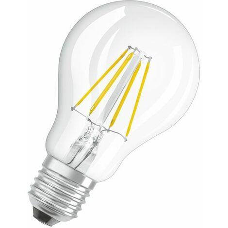 Bombilla led filamento regulable E27 4,5W 827 blanco cálido Osram