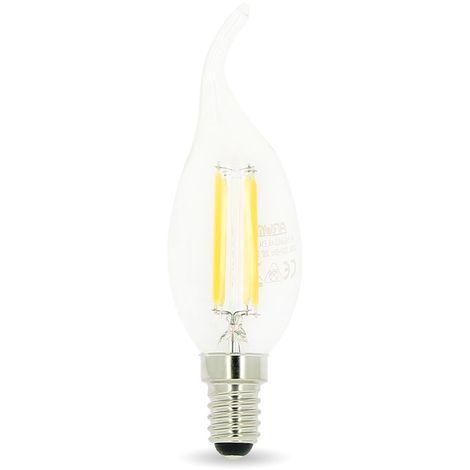 Bombilla Led Flame E14 4W Filamento