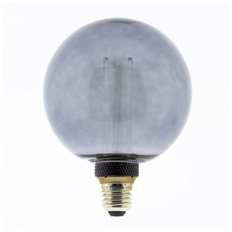 Bombilla LED G125 Globo efecto Fumé (4W)