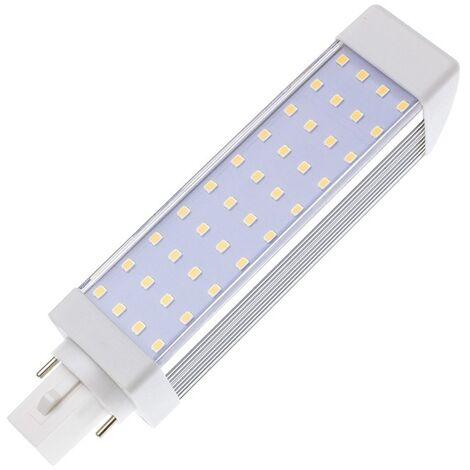 Bombilla LED G24 9W Blanco Frío 6000K - 6500K - Blanco Frío 6000K - 6500K
