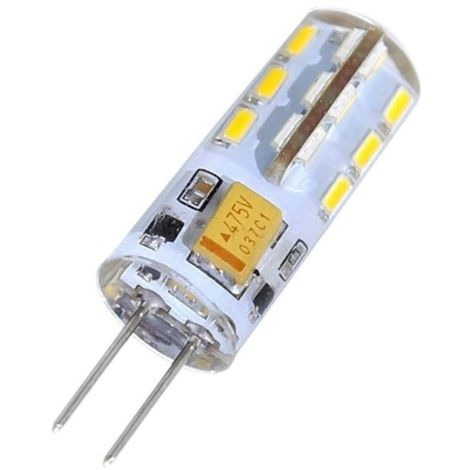 Bombilla Led G4 2W 6500K Luz brillante