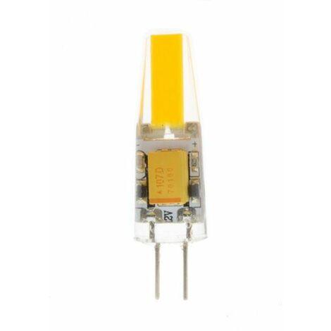Bombilla Led G4 2W 6500K Luz brillante COB