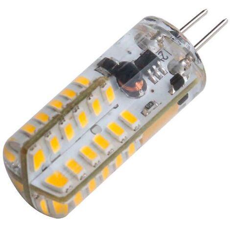 Bombilla Led G4-AC/DC12V, 48xSMD3014, 2W, 320º, Regulable