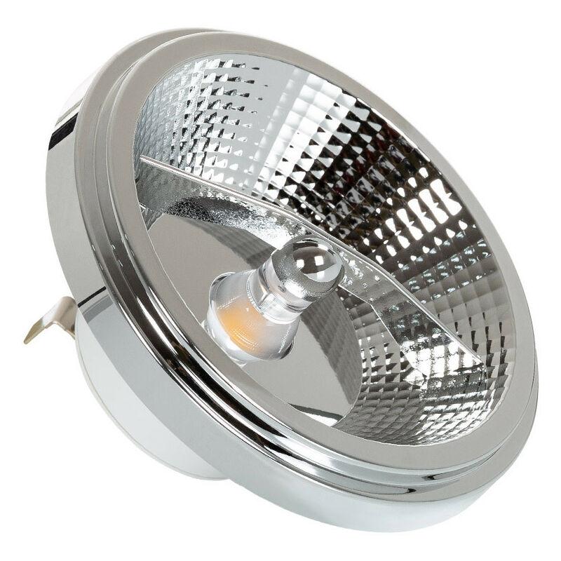 Bombilla LED G53 12W AR111 24º Blanco Neutro 4000K - Blanco Neutro 4000K